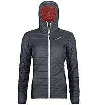 Ortovox Piz Bernina - giacca con cappuccio - donna, Black