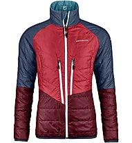 Ortovox Piz Bial - giacca sci alpinismo - donna, Light Blue