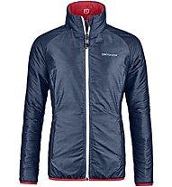 Ortovox Piz Bial - giacca sci alpinismo - donna, Blue