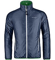Ortovox Piz Boval - giacca ibrida sci alpinismo - uomo, Blue