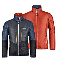 Ortovox Piz Boval - Isolationsjacke Skitouring - Herren, Orange