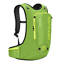 Ortovox Powder Rider 16 - zaino freeride, Lime Green
