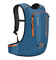 Ortovox Powder Rider 16 - zaino freeride, Blue/Orange