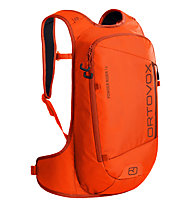 Ortovox Powder Rider 16 - zaino scialpinismo/freeride, Orange