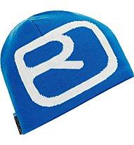 Ortovox Pro - Mütze aus Merinowolle, Blue