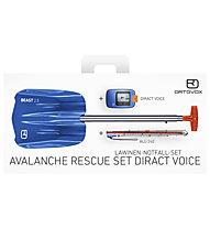Ortovox Rescue Set Diract Voice - LVS-Set, Blue