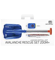 Ortovox Rescue Set Zoom+ - LVS-Set, Blue