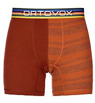 Ortovox Rock'n Wool M - boxer - uomo , Orange