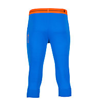 Ortovox Rock'n'Wool Unterhose 3/4, Vivid Blue