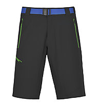 Ortovox Merino Shield Light Brenta Shorts, Black Steel