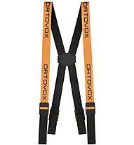 Ortovox Suspenders - bretelle, Orange