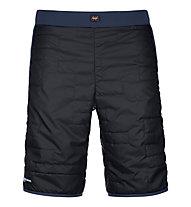 Ortovox Piz Boè - pantaloni corti isolanti - uomo, Black/Navy