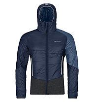 Ortovox Piz Zupo - giacca con cappuccio - uomo, Dark Blue