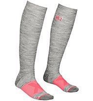 Ortovox Tour Compression W - calzini a compressione - donna, Grey