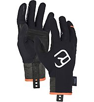 Ortovox Tour Light - Fingerhandschuh Skitouren, Black