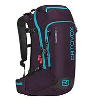 Ortovox Tour Rider 28 S - zaino freeride, Violet