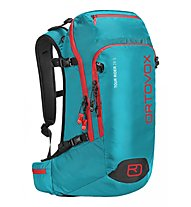 Ortovox Tour Rider 28 S - Skitourenrucksack, Light Blue