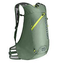 Ortovox Trace 20 - zaino scialpinismo, Green