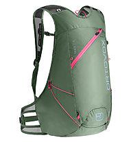 Ortovox Trace 23 S - zaino scialpinismo - donna, Green