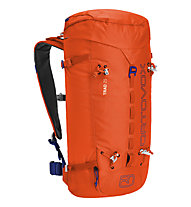 Ortovox Trad 25 - Kletterrucksack, Crazy Orange