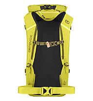 Ortovox Trad 30 Dry - zaino arrampicata, Yellow