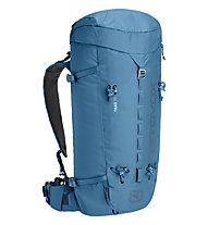 Ortovox Trad 35 - zaino da alpinismo, Blue Sea