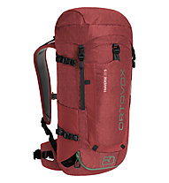Ortovox Traverse 28 S -zaino - donna, Dark Red