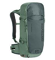 Ortovox Traverse 28 S - zaino alpinismo - donna, Green