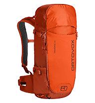 Ortovox Traverse 30 - Alpinrucksack, Orange