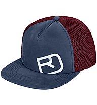 Ortovox Trucker Logo - Schirmmütze, Dark Blue