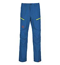 Ortovox Vintage Pants Pantaloni lunghi Trekking, Blue Ocean