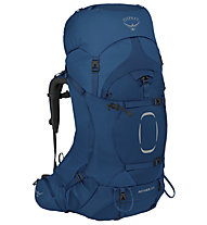 Osprey Aether 65 - zaino trekking, Blue