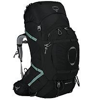 Osprey Ariel Plus 85 - zaino trekking - donna, Black