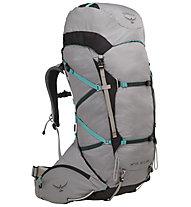 Osprey Ariel Pro 65 - zaino escursionismo - donna, Grey