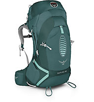 Osprey Aura AG 50  zaino donna, Rainforest Green