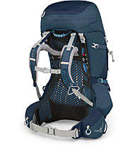 Osprey Aura AG 50 - Trekkingrucksack - Damen, Blue