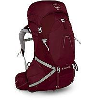 Osprey Aura AG 50 - Trekkingrucksack - Damen, Red