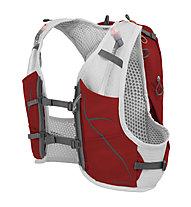 Osprey Duro 6 - zaino trail running, Red