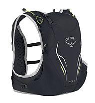 Osprey Duro 6 - zaino trail running, Black