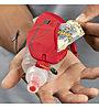Osprey Duro Handheld - Trinksystem, Red