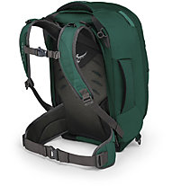 Osprey Fairview 40 - zaino - valigia, Green