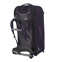Osprey Fairview Wheels 65 - Reisetasche - Damen, Purple