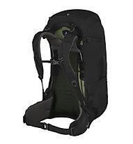 Osprey Farpoint Trek 55 - zaino trekking, Black