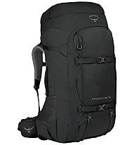 Osprey Farpoint Trek 75 - zaino trekking, Black