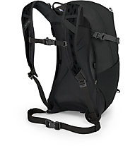 Osprey Hikelite 18 - zaino daypack, Black
