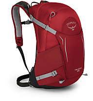 Osprey Hikelite 26 - zaino escursionismo, Red