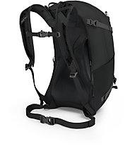 Osprey Hikelite 26 - zaino escursionismo, Black
