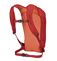 Osprey Kamber 16 - zaino scialpinismo, Red