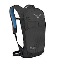 Osprey Kamber 16 - zaino scialpinismo, Black