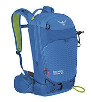 Osprey Kamber 22 - Skitourenrucksack, Blue/Green